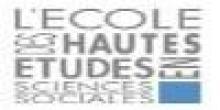 Ehess. l'École des Hautes Études en Sciences Sociales