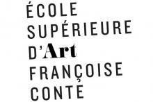 Ecole supérieure d'art Françoise Conte