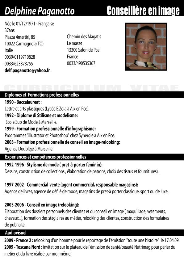 Formations Conseil En Image De La Personne Lyon Paganotto Delphine - Formation vente pret a porter