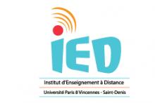 UNIVERSITÉ PARIS 8 Institut d'Enseignement à Distance