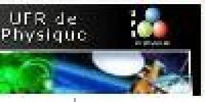 UFR de Physique - Bordeaux