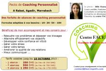 séances de coaching individuel