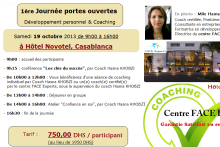 Journée Portes Ouverts du développement personnel à Casablanca
