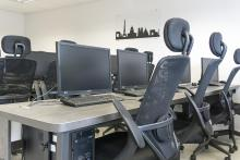 Poste de travail - type de nos 4 salles de formations