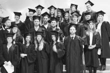 Cérémonie de remise des diplômes Pigier Performance