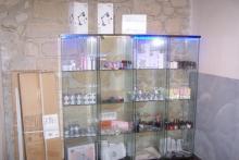 Espace Show-room, vente de produits